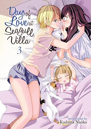 Days of Love at Seagull Villa Tome 3