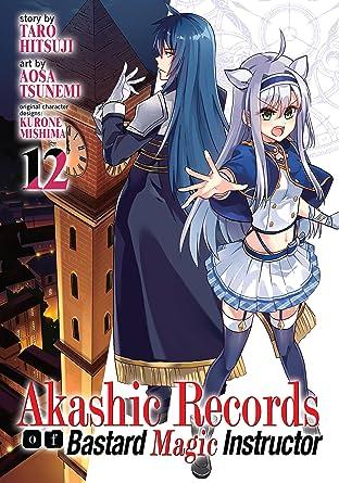Akashic Records of Bastard Magic Instructor Tome 12