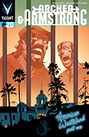 Archer & Armstrong (2012- ) No.20: Digital Exclusives Edition