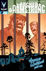 Archer & Armstrong (2012- ) #20: Digital Exclusives Edition
