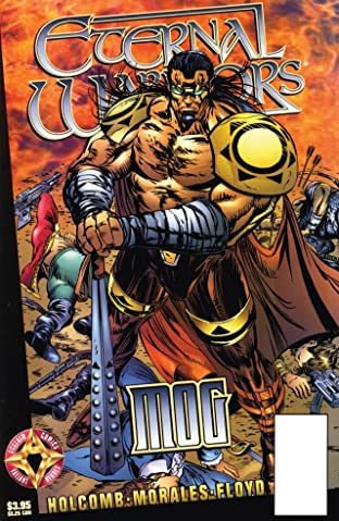 Eternal Warriors (1997-1998) #5