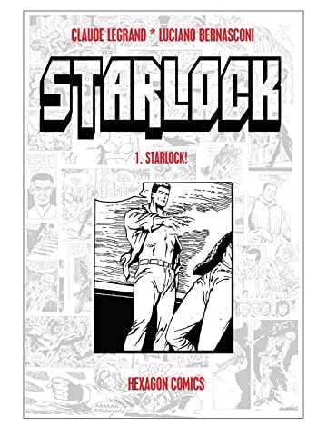 STRANGERS: STARLOCK Vol. 1: Starlock !