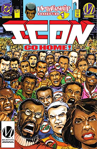 Icon (1993-1997) #17