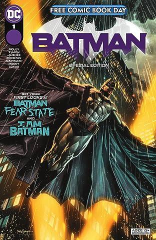 Batman Special Edition (FCBD) #1: 2021