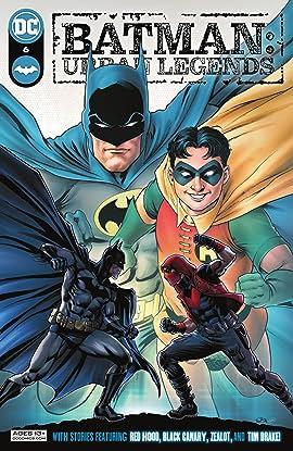 Batman: Urban Legends (2021-) No.6