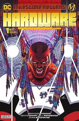 Hardware (2021-) #1: Season One