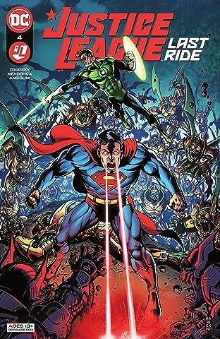 Justice League: Last Ride (2021-) #4