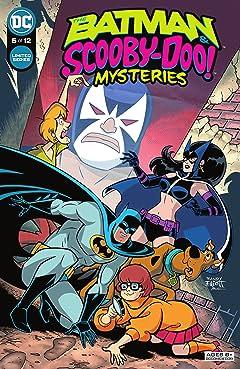 The Batman & Scooby-Doo Mysteries (2021-) #5