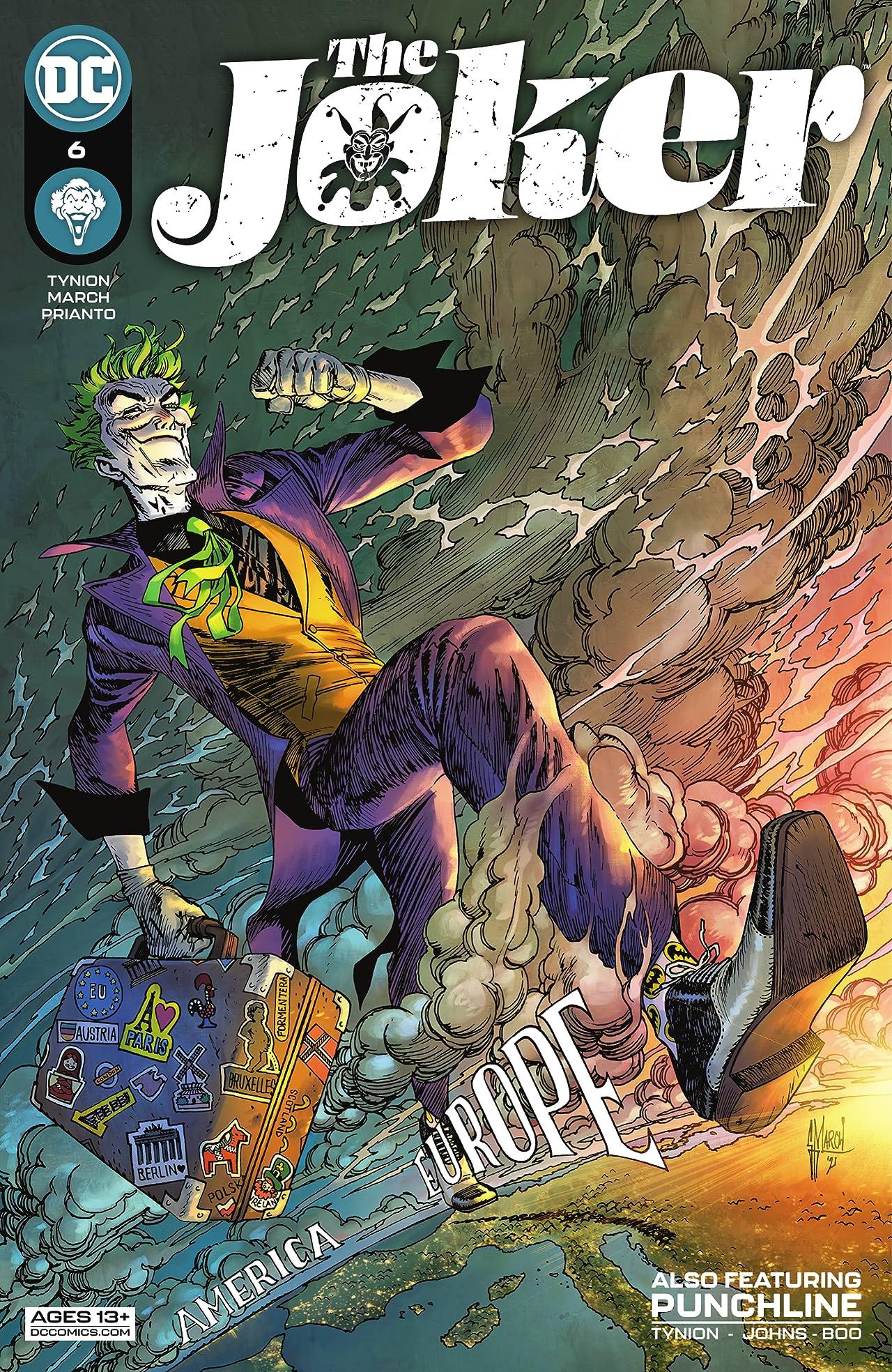The Joker (2021-) #6