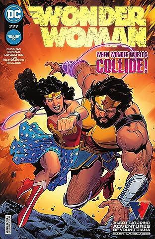 Wonder Woman (2016-) No.777