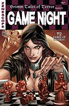 Tales of Terror Quarterly: Game Night