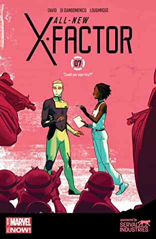 All-New X-Factor (2014-2015) No.7