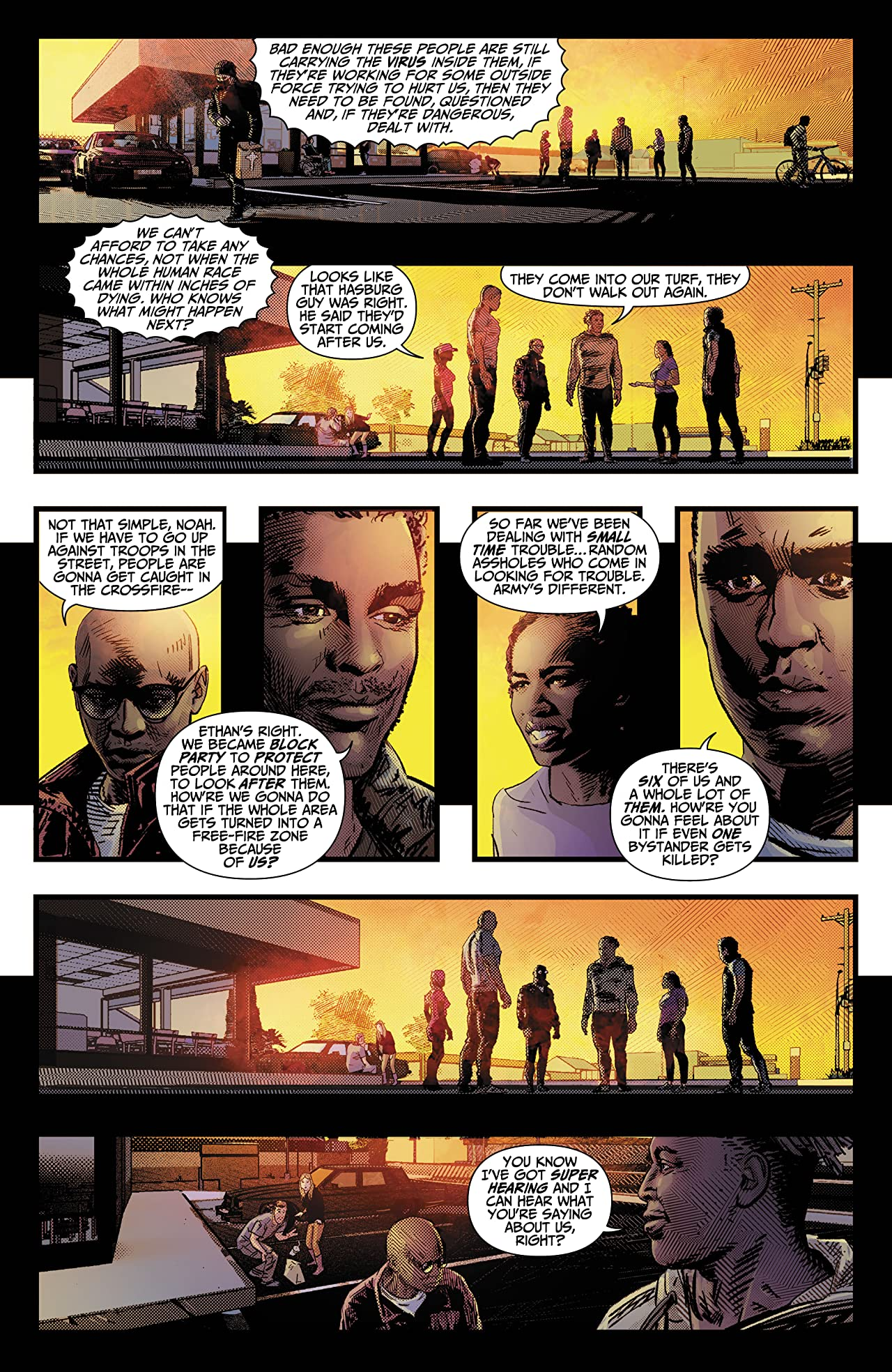 The Resistance: Uprising #4