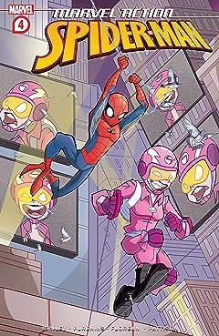 Marvel Action Spider-Man (2021-) #4
