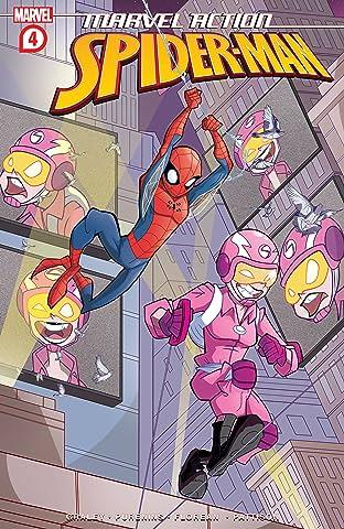 Marvel Action Spider-Man (2021-) No.4