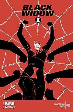 Black Widow (2014-2015) No.6