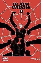 Black Widow (2014-) #6