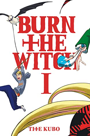 Burn the Witch Tome 1: Don't Judge A Book By Its Cover
