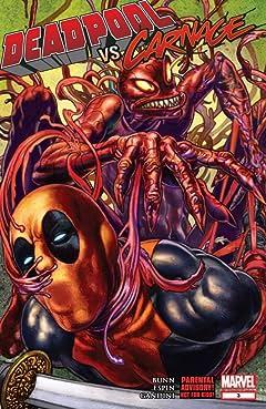Deadpool vs. Carnage #3 (of 4)
