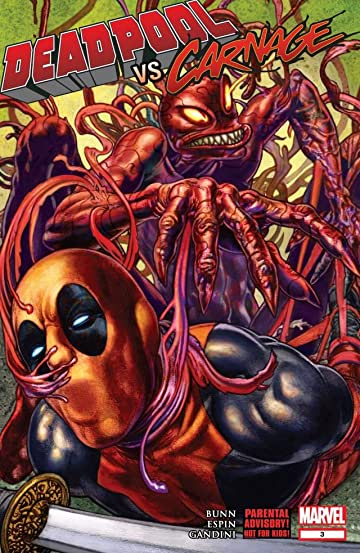 Deadpool vs. Carnage #3 (of 4)