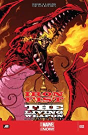 Iron Fist: The Living Weapon #2