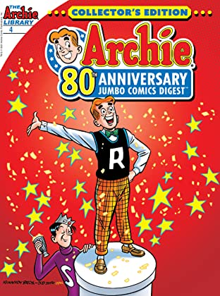 Archie 80th Anniversary Digest No.4