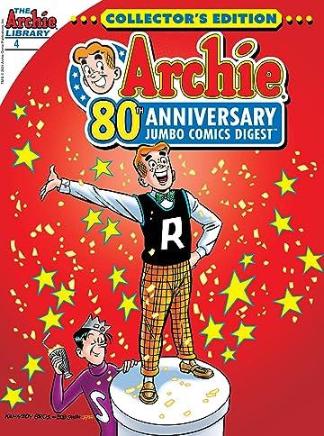 Archie 80th Anniversary Digest #4