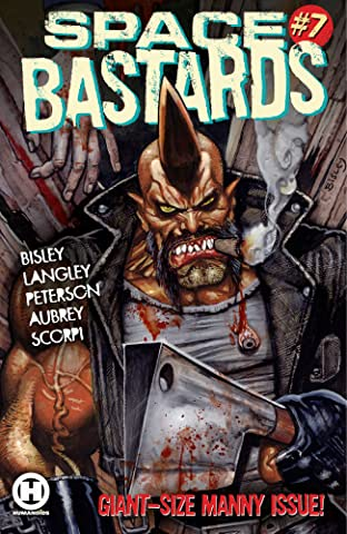 Space Bastards Tome 7