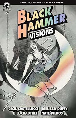 Black Hammer: Visions No.7