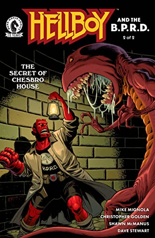 Hellboy and the B.P.R.D.: The Secret of Chesbro House No.2