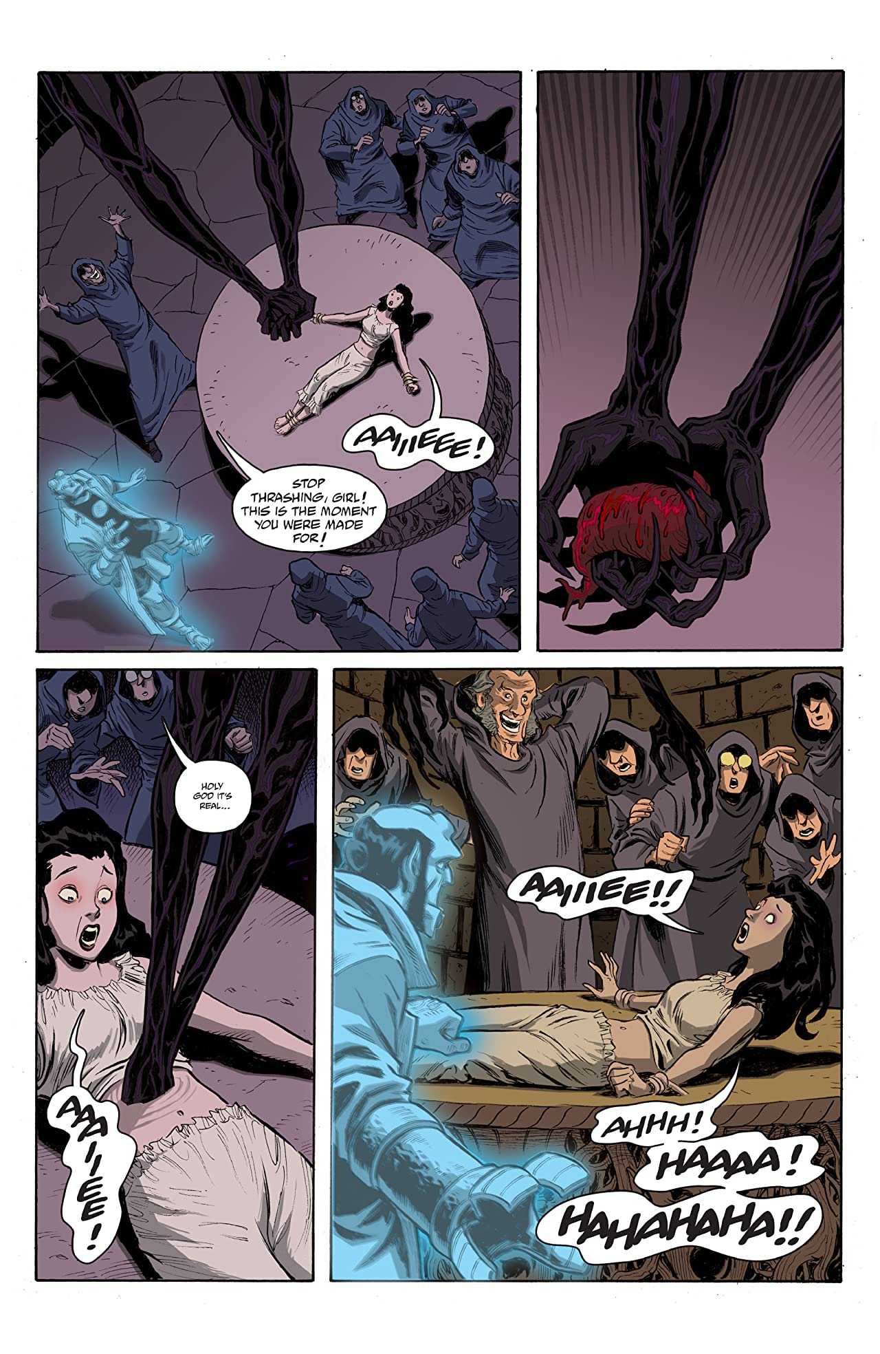 Hellboy and the B.P.R.D.: The Secret of Chesbro House #2