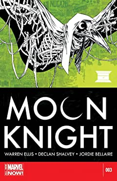 Moon Knight (2014-2015) No.3