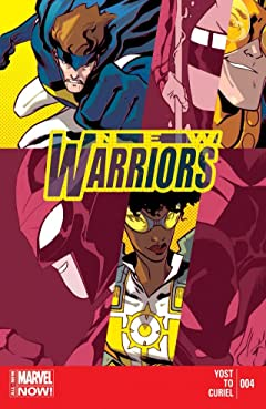 New Warriors (2014) #4