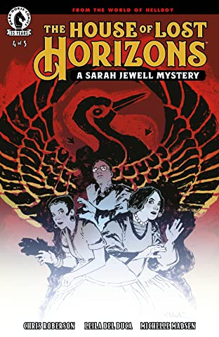 The House of Lost Horizons: A Sarah Jewell Mystery #4