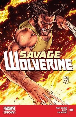 Savage Wolverine #18