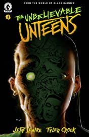 The Unbelievable Unteens: From the World of Black Hammer #1