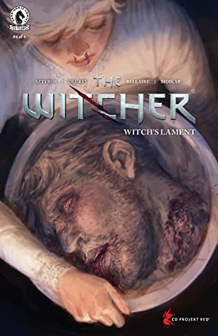 The Witcher: Witch's Lament #4