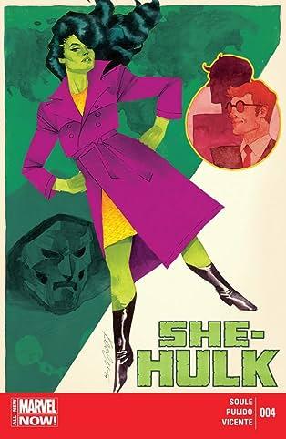 She-Hulk (2014-2015) #4