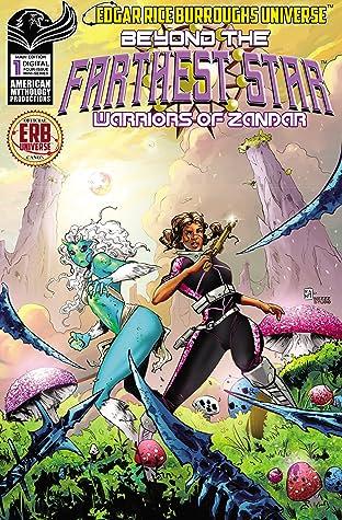 Beyond the Farthest Star: Warriors of Zandar #1 (of 4)