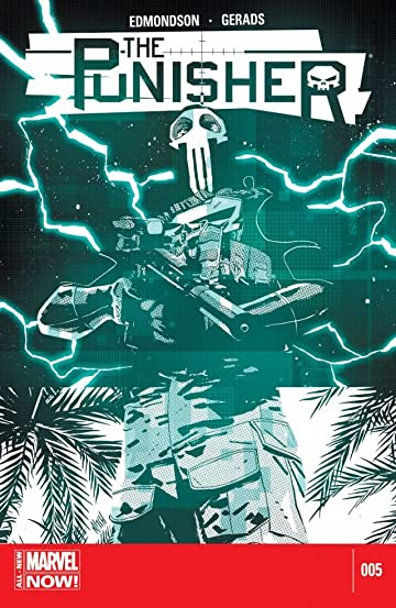 The Punisher (2014-2015) #5