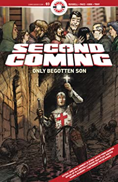 Second Coming: Only Begotten Son #3