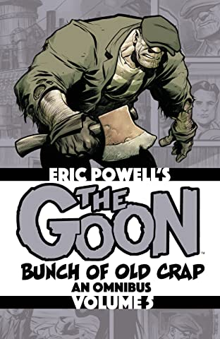 The Goon Vol. 5: Bunch of Old Crap, an Omnibus