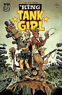 'King Tank Girl No.5