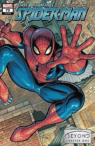 Amazing Spider-Man (2018-) No.75