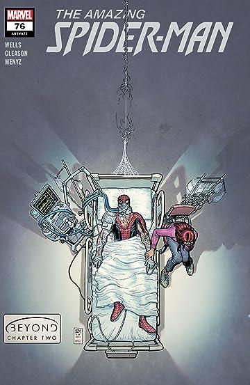 Amazing Spider-Man (2018-) #76