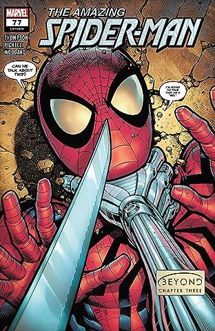 Amazing Spider-Man (2018-) No.77