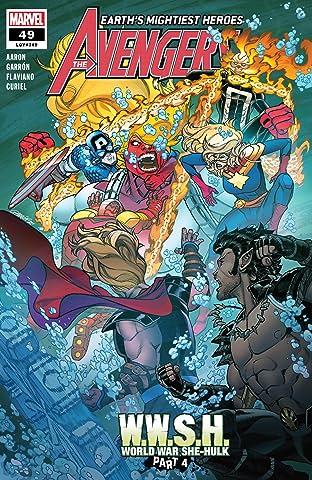 Avengers (2018-) #49