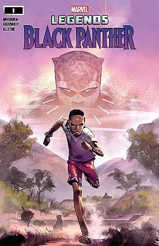 Black Panther Legends (2021-) #1 (of 4)