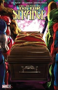 Death of Doctor Strange (2021-) #2 (of 5)