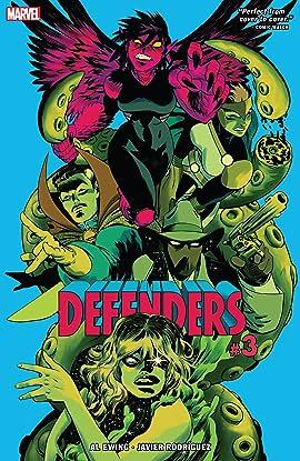 Defenders (2021-) #3 (of 5)